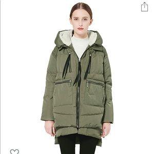 Super puff coat